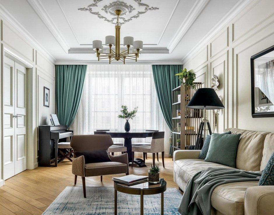Фотография: Гостиная в стиле Классический, Декор интерьера, Советы, Есения Семипядная – фото на INMYROOM