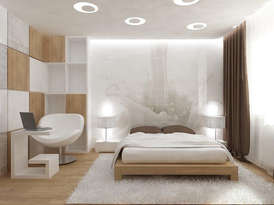 Фотография: Спальня в стиле Современный, Декор интерьера, Квартира, Дома и квартиры, Проект недели – фото на INMYROOM