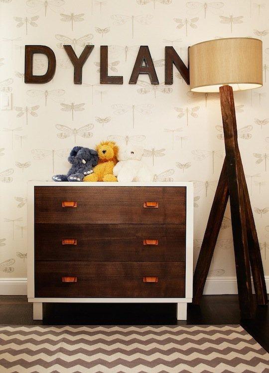 Фотография: Мебель и свет в стиле , Детская, Интерьер комнат, Проект недели – фото на InMyRoom.ru