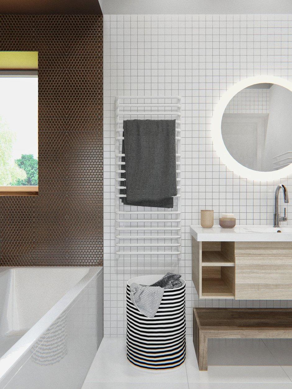 Фотография: Ванная в стиле Современный, Дом, Дома и квартиры, IKEA, Проект недели – фото на INMYROOM