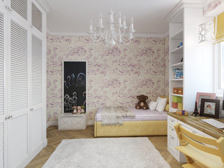 Фотография: Детская в стиле Современный, Проект недели, Москва, Светлана Старцева, 3 комнаты, Более 90 метров – фото на INMYROOM