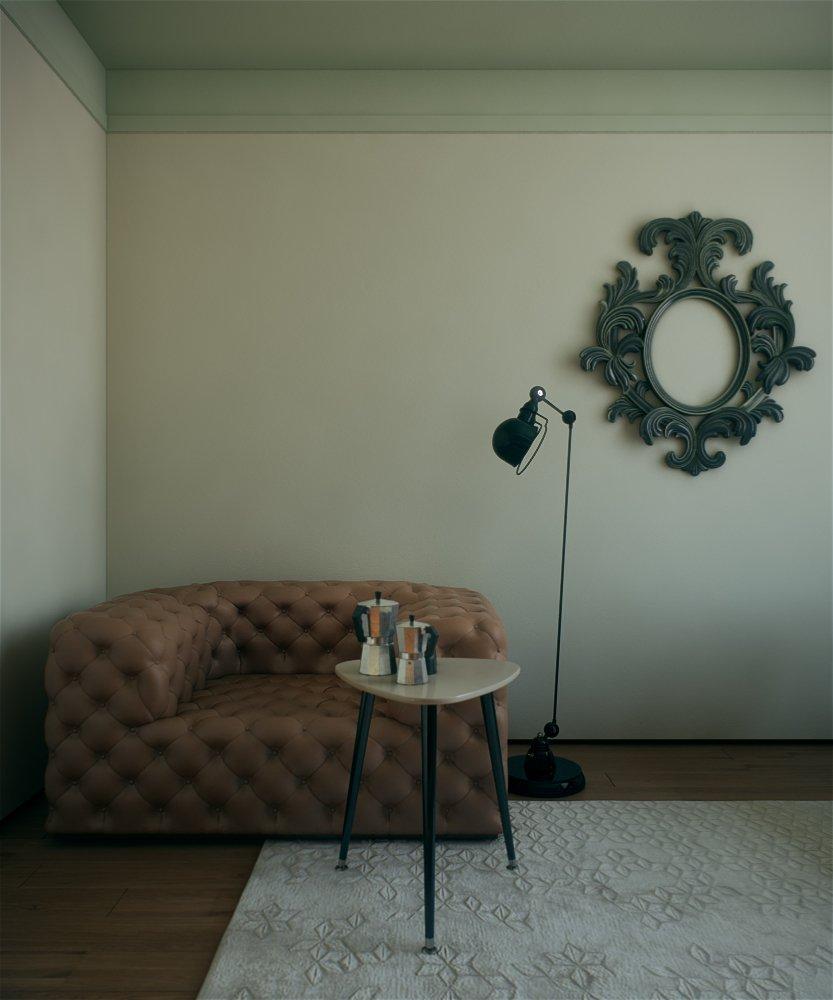 Фотография: Офис в стиле Эклектика, Квартира, BoConcept, KARE Design, Дома и квартиры, Проект недели, Kartell – фото на INMYROOM