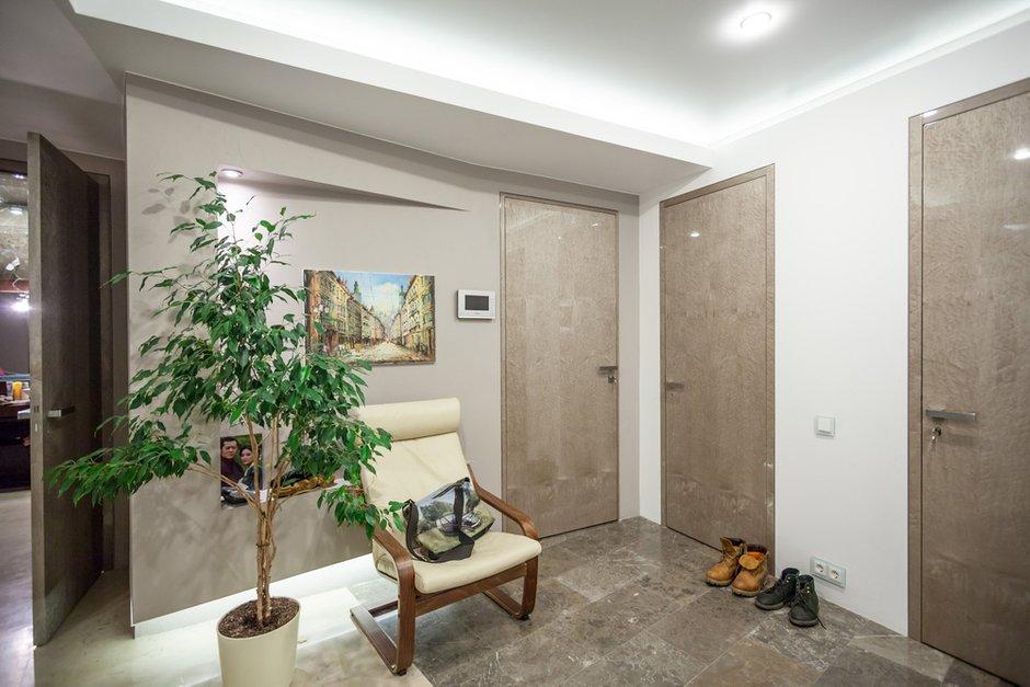 Фотография: Прихожая в стиле Лофт, Квартира, Дома и квартиры – фото на INMYROOM