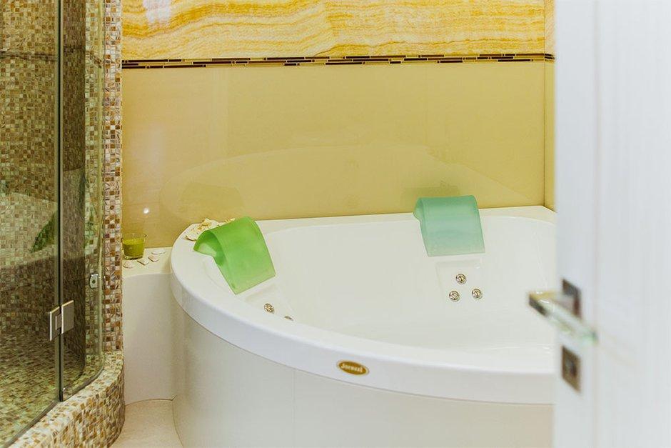 Фотография: Ванная в стиле Современный, Квартира, Дома и квартиры, Москва – фото на INMYROOM