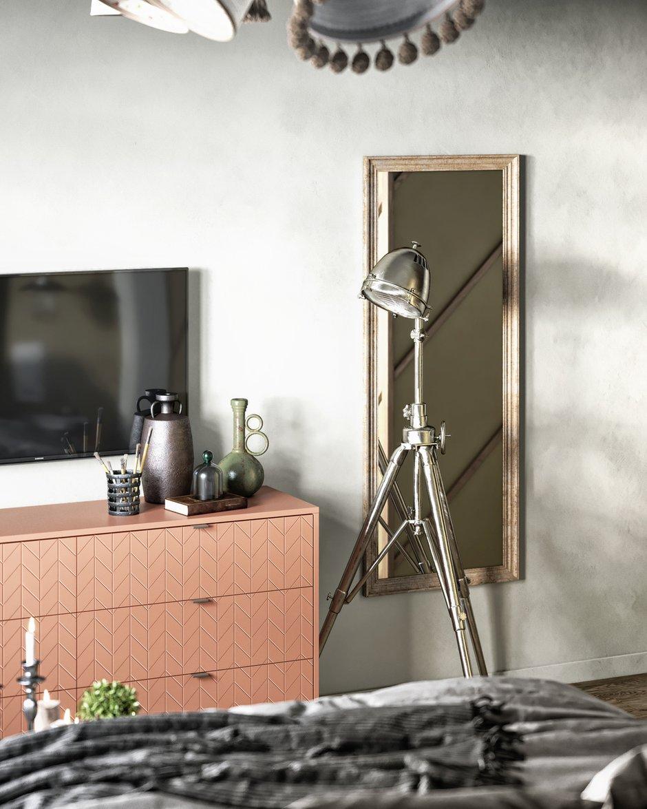 Фотография:  в стиле , Эклектика, Квартира, Проект недели, Санкт-Петербург, ToTaste, 3 комнаты, Более 90 метров – фото на INMYROOM