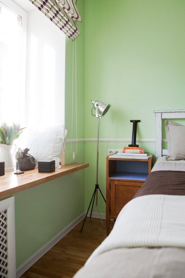 Фотография: Спальня в стиле Современный, DIY, Квартира, Дома и квартиры, IKEA – фото на INMYROOM