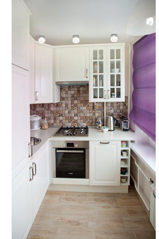Фотография: Кухня и столовая в стиле Скандинавский, Малогабаритная квартира, Квартира, Дома и квартиры, IKEA, Переделка – фото на INMYROOM