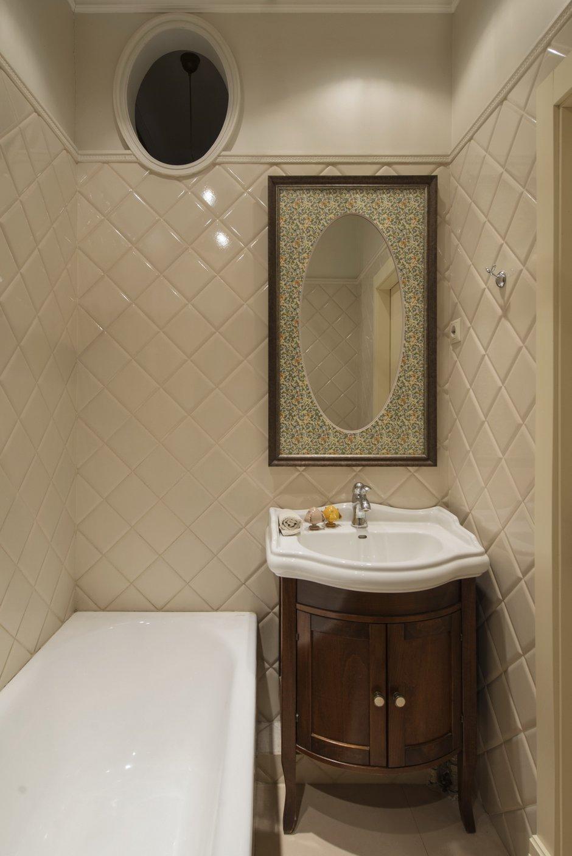 Фотография: Ванная в стиле Классический, Декор интерьера, Мебель и свет, Проект недели, Лена Ленских – фото на INMYROOM