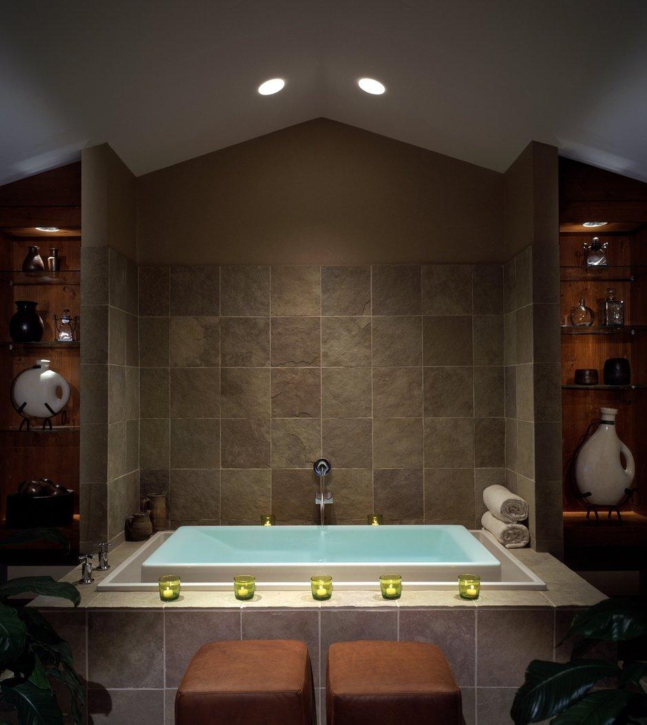 Фотография: Ванная в стиле Современный, Декор интерьера, Дом, Декор дома, Стены – фото на INMYROOM