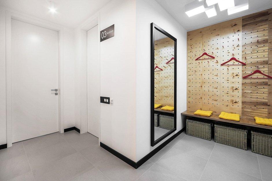 Фотография: Прихожая в стиле Лофт, Современный, Квартира, Дома и квартиры, IKEA, Минимализм, Проект недели – фото на INMYROOM