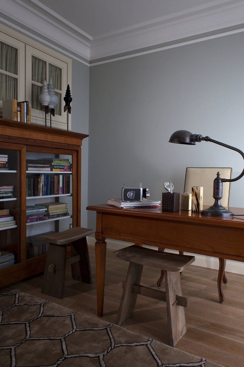 Фотография: Офис в стиле Прованс и Кантри, Современный, Декор интерьера, Квартира, Guadarte, Дома и квартиры, Прованс – фото на INMYROOM