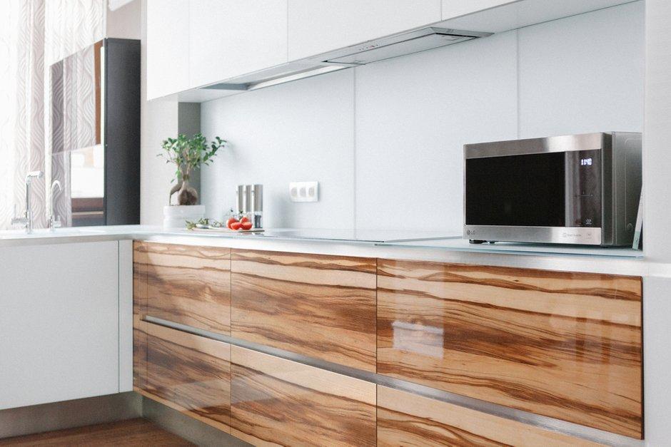 Фотография: Кухня и столовая в стиле Минимализм, Проект недели – фото на INMYROOM