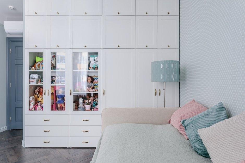 Фотография: Детская в стиле Современный, Квартира, Проект недели, Москва, Buro Brainstorm, 3 комнаты, 60-90 метров – фото на INMYROOM
