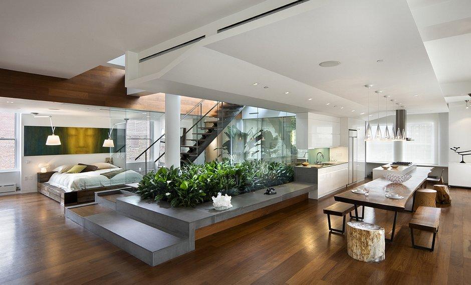 Фотография: Кухня и столовая в стиле Современный, Декор интерьера, Квартира, Дома и квартиры, Стена, Индустриальный – фото на INMYROOM