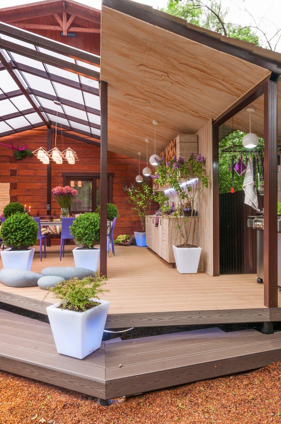 Фотография: Балкон, Терраса в стиле Прованс и Кантри, Современный, Дом, Дома и квартиры – фото на INMYROOM