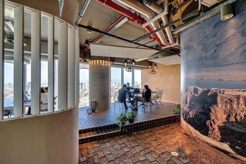 Фотография: Прочее в стиле , Декор интерьера, Офисное пространство, Офис, Дома и квартиры, Проект недели, Тель-Авив – фото на INMYROOM