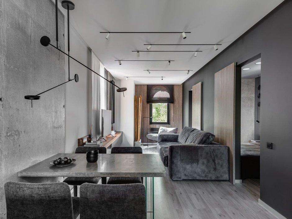 Фотография: Кухня и столовая в стиле Лофт, Гид, Co:Interior, Студия 20:18, Александр Кучин, Альберт Багдасарян – фото на INMYROOM