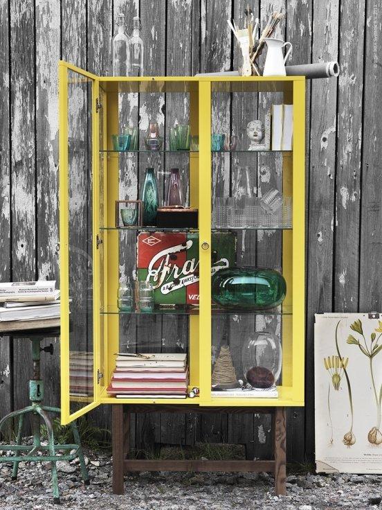 Фотография: Мебель и свет в стиле Прованс и Кантри, Лофт, Декор интерьера, Декор дома, Цвет в интерьере, IKEA, Зеленый, Желтый – фото на INMYROOM
