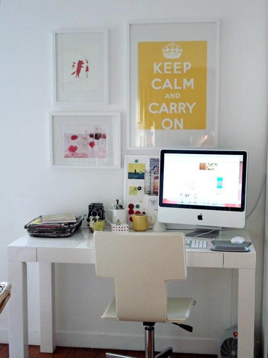 Фотография: Офис в стиле Современный, Декор интерьера, Дом, Декор дома, Стены, Постеры – фото на INMYROOM