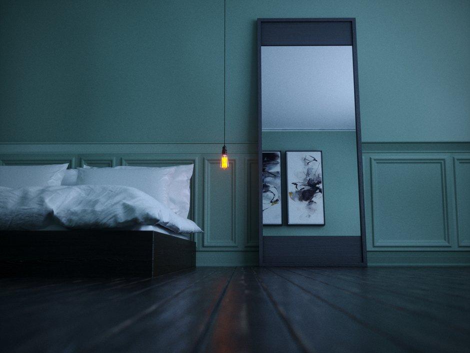 Фотография: Спальня в стиле Минимализм, Лофт, Скандинавский, Карта покупок, Lulustore – фото на INMYROOM