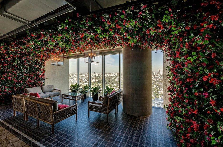 Фотография: Офис в стиле Лофт, Современный, Декор интерьера, Офисное пространство, Дома и квартиры, Проект недели, Тель-Авив – фото на INMYROOM