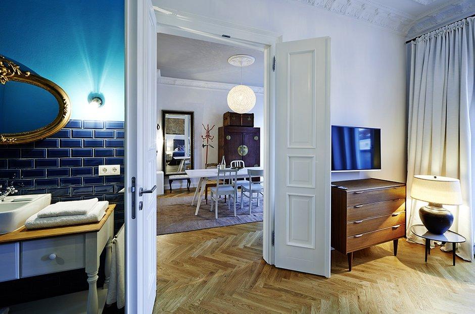 Фотография: Спальня в стиле , Квартира, Германия, Дома и квартиры – фото на INMYROOM