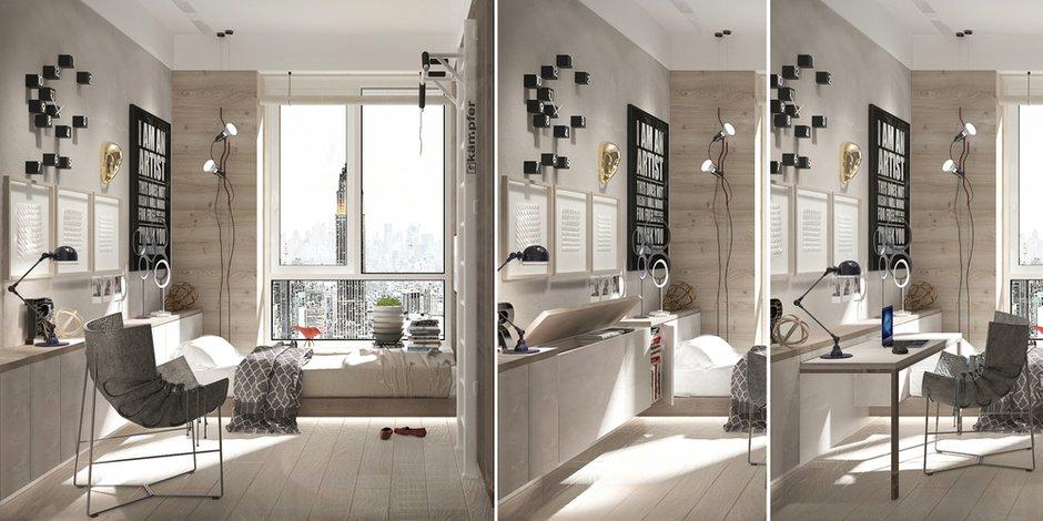 Фотография: Гостиная в стиле Классический, Эклектика, Декор интерьера, Квартира, Белый, Проект недели, Бежевый – фото на INMYROOM
