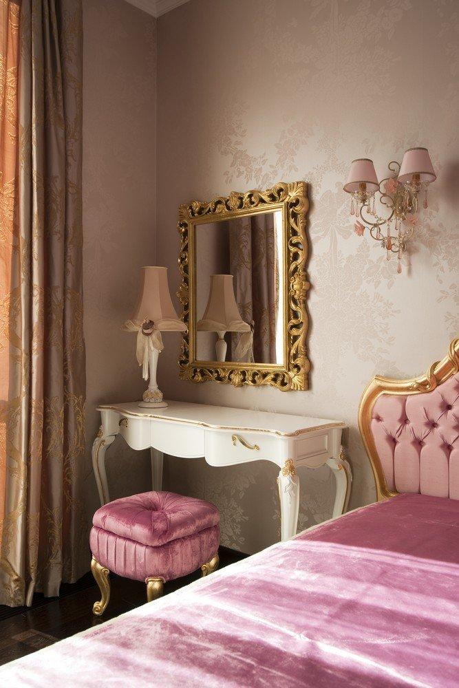 Фотография: Спальня в стиле Классический, Современный, Квартира, Дома и квартиры, Москва – фото на INMYROOM