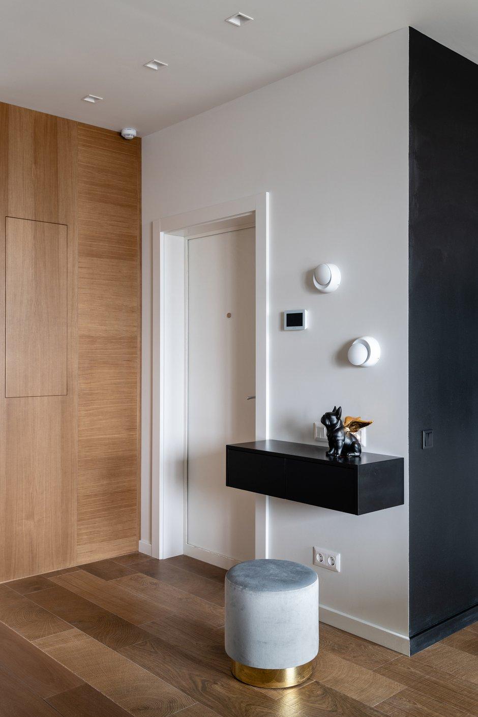 Фотография: Прихожая в стиле Современный, Квартира, Проект недели, 2 комнаты, 40-60 метров, Александра Гартке – фото на INMYROOM