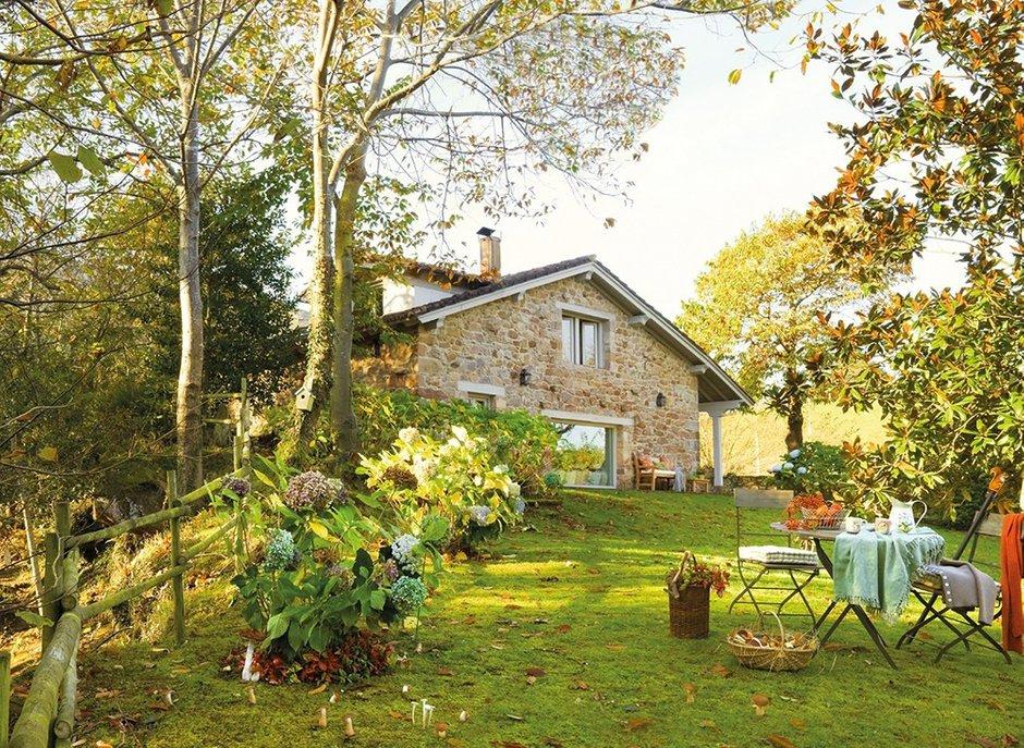 Фотография: Ландшафт в стиле , Дом, Дома и квартиры – фото на InMyRoom.ru