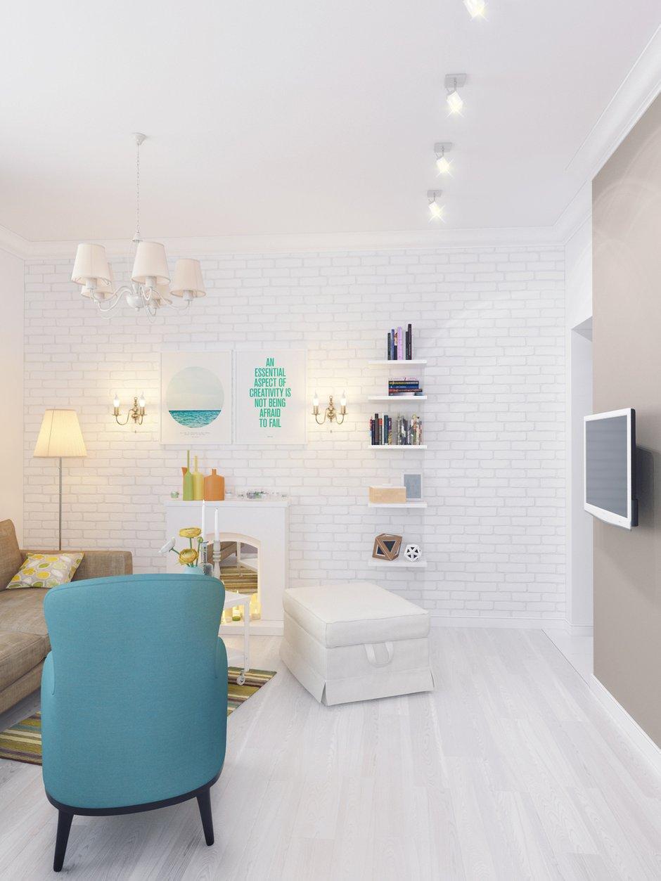 Фотография: Гостиная в стиле Скандинавский, Декор интерьера, Квартира, Massive, Дома и квартиры, IKEA, Проект недели – фото на INMYROOM