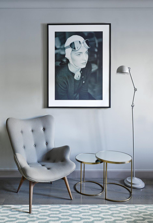 Фотография: Мебель и свет в стиле Скандинавский, Квартира, Проект недели, 2 комнаты, до 40 метров – фото на INMYROOM