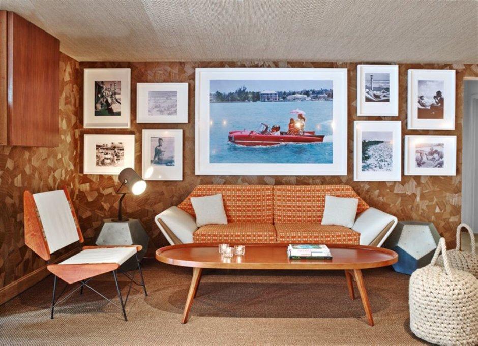 Фотография: Гостиная в стиле Современный, Дома и квартиры, Городские места, Бразилия – фото на INMYROOM