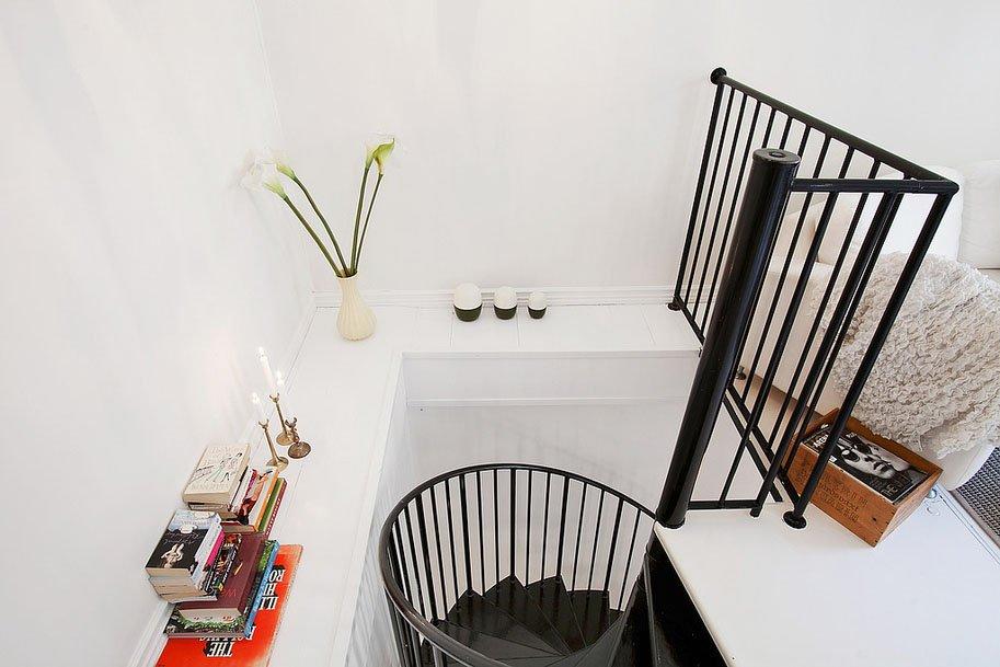 Фотография: Декор в стиле , Лофт, Скандинавский, Квартира, Цвет в интерьере, Дома и квартиры, Белый, Проект недели – фото на INMYROOM
