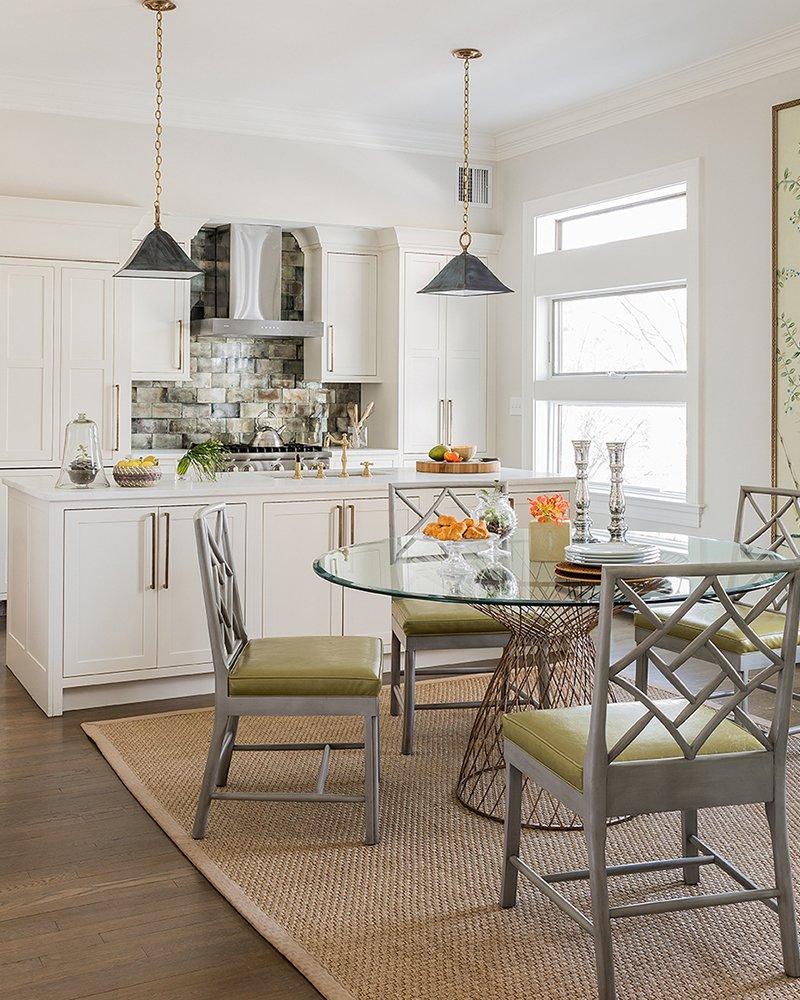 Фотография: Кухня и столовая в стиле Скандинавский, Декор интерьера, Интерьер комнат, Декоративные панели – фото на INMYROOM