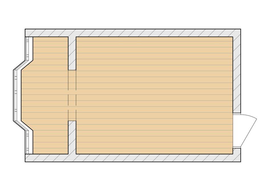 Фотография: Планировки в стиле , Эклектика, Квартира, Дома и квартиры, И-155 – фото на InMyRoom.ru