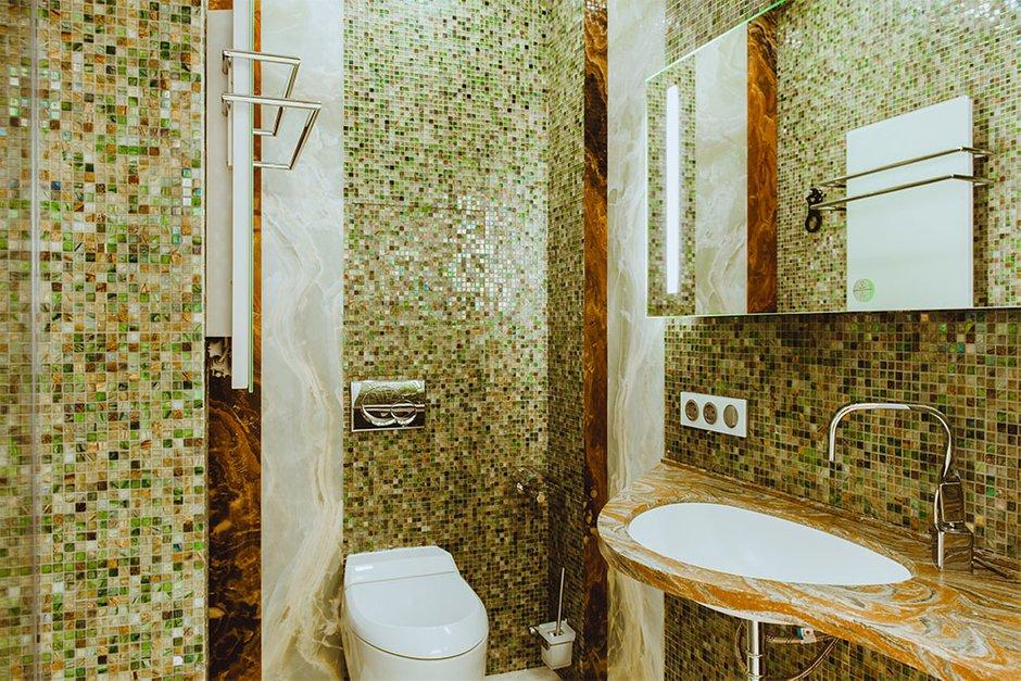 Фотография: Ванная в стиле , Квартира, Дома и квартиры, Москва – фото на INMYROOM