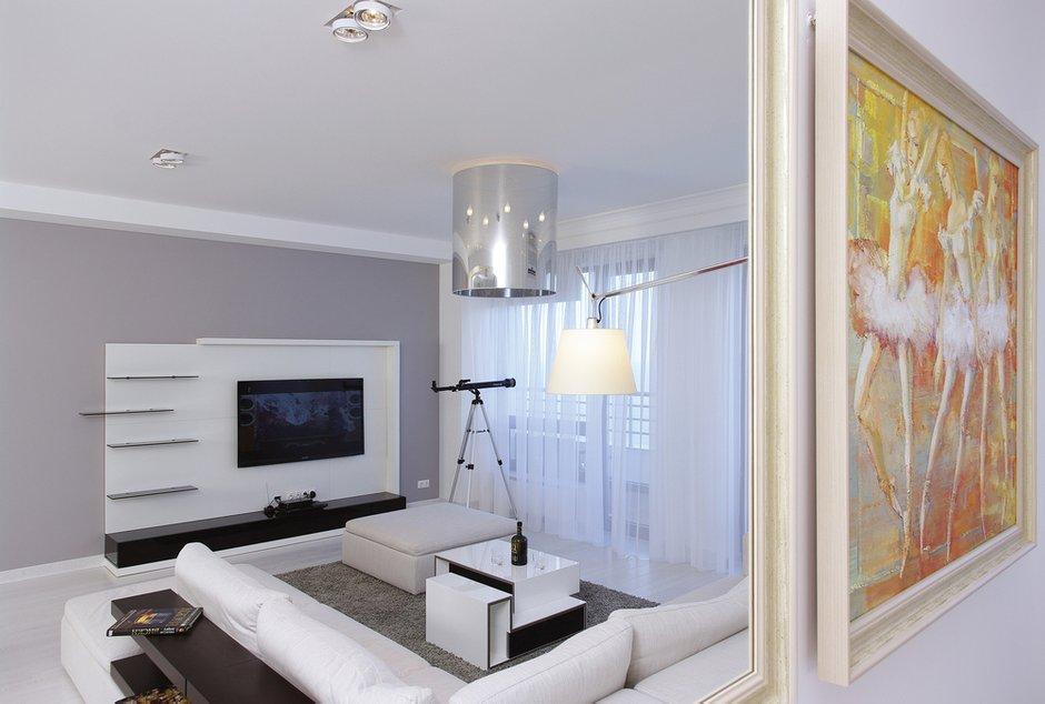 Фотография: Прочее в стиле , Квартира, Цвет в интерьере, Дома и квартиры, Белый, Минимализм – фото на INMYROOM