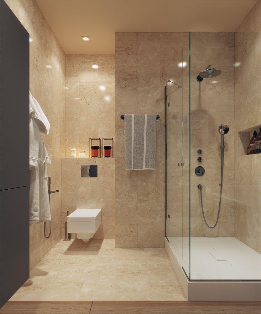 Фотография: Ванная в стиле Эклектика, Квартира, BoConcept, KARE Design, Дома и квартиры, Проект недели, Kartell – фото на INMYROOM