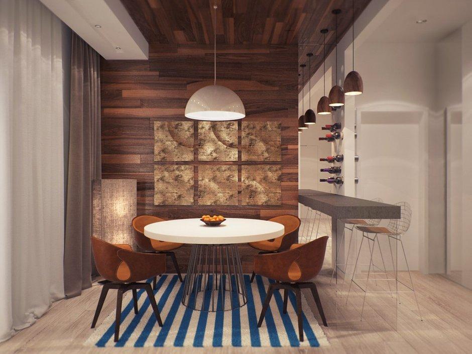 Фотография: Кухня и столовая в стиле Лофт, Декор интерьера, Квартира, BoConcept, Дома и квартиры, Проект недели – фото на InMyRoom.ru