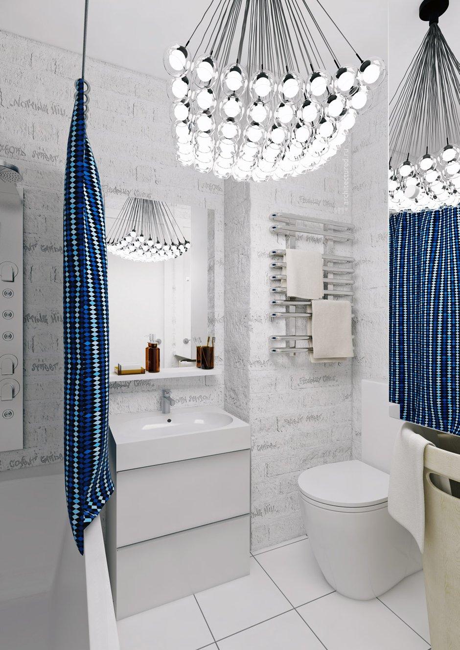 Фотография: Ванная в стиле Эклектика,  – фото на INMYROOM
