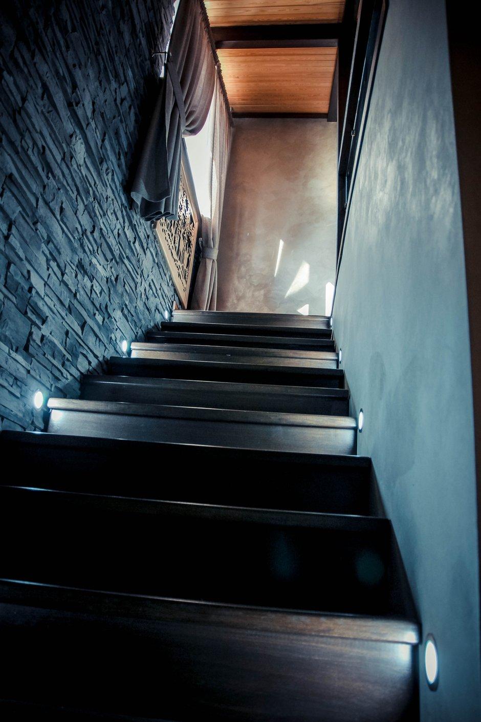 Фотография:  в стиле Лофт, Дом, Дома и квартиры, Шале – фото на INMYROOM