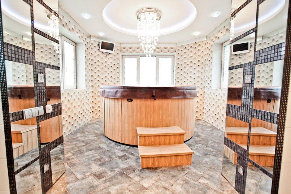 Фотография: Ванная в стиле Классический, Современный, Дом, Дома и квартиры – фото на INMYROOM
