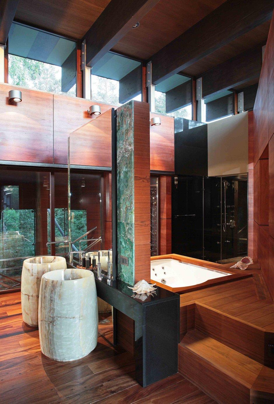 Фотография: Ванная в стиле Прованс и Кантри, Дом, Дома и квартиры, Проект недели – фото на INMYROOM