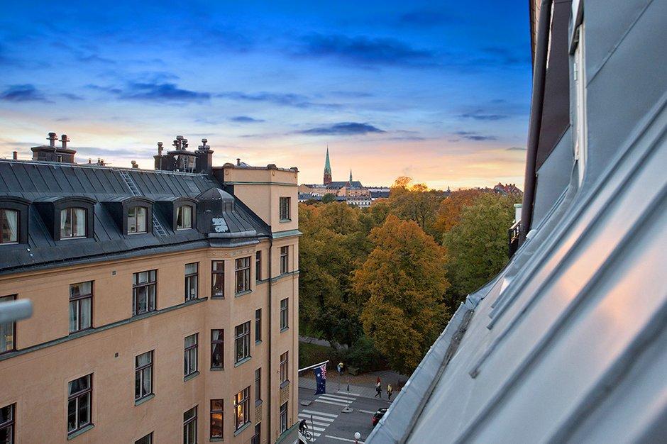 Фотография: Прочее в стиле , Квартира, Швеция, Дома и квартиры, Пентхаус, Стокгольм – фото на INMYROOM
