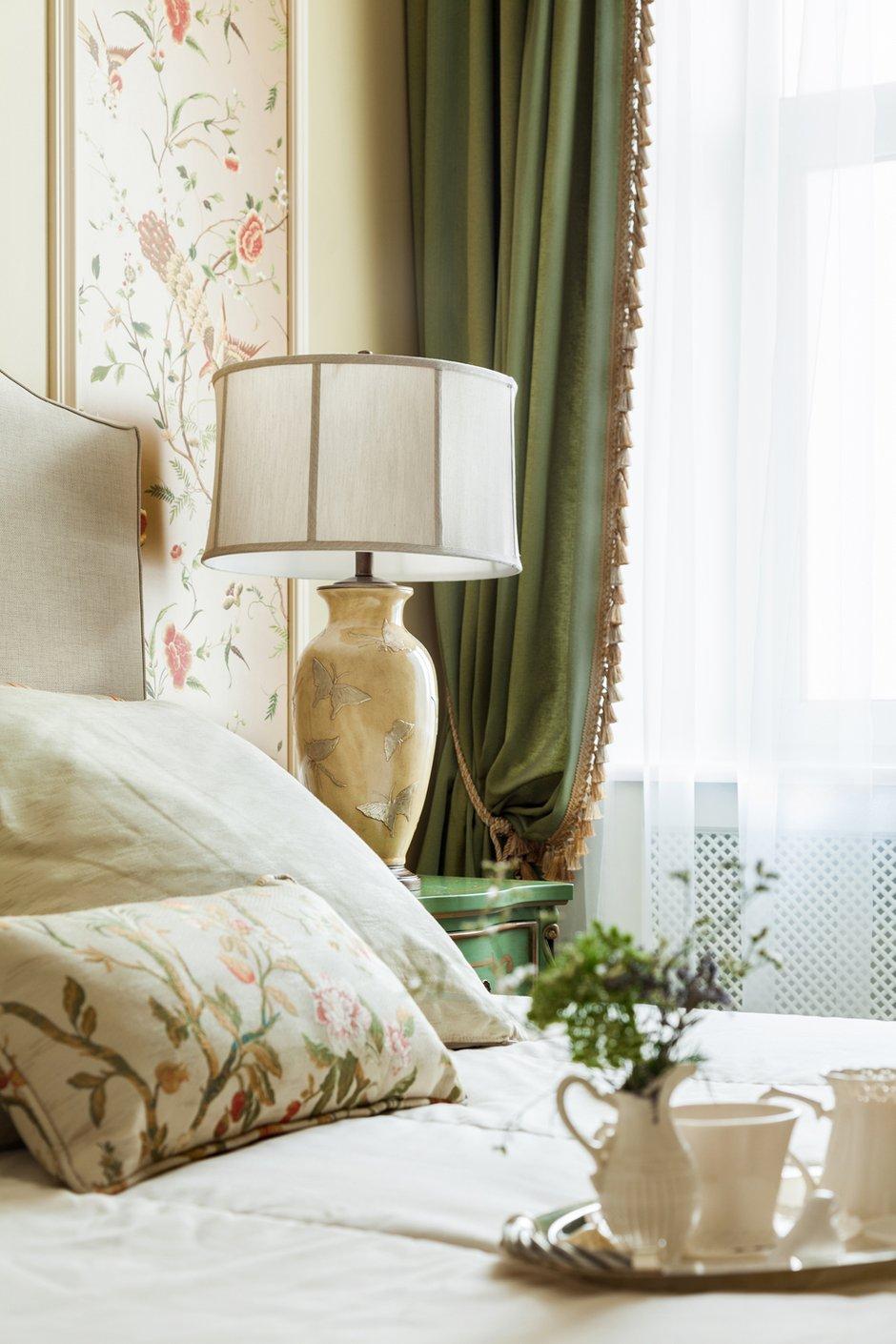Фотография: Спальня в стиле Прованс и Кантри, Классический, Квартира, Дома и квартиры, IKEA, Проект недели, Сталинка – фото на INMYROOM