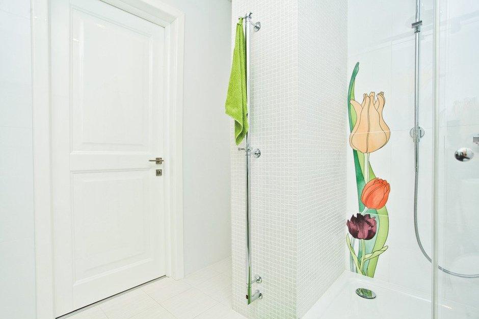 Фотография: Ванная в стиле Современный, Скандинавский, Квартира, Дома и квартиры, Проект недели – фото на INMYROOM
