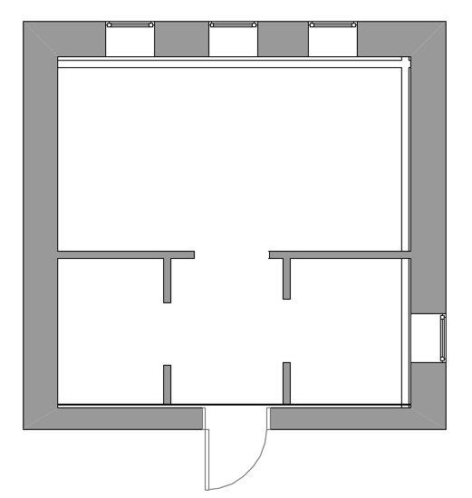 Фотография: Планировки в стиле , Кухня и столовая, Гостиная, Скандинавский, The IDEA, Белый, Проект недели, Дача, Бежевый, Коричневый, Дом и дача, Manders, Елена Проскурина, Иван Проскурин, SPACE4LIFE, как оформить гостиную на даче, Omoikiri, QuickDeck, как оформить кухню на даче, как оформить столовую на даче, как сделать декоративный камин – фото на INMYROOM