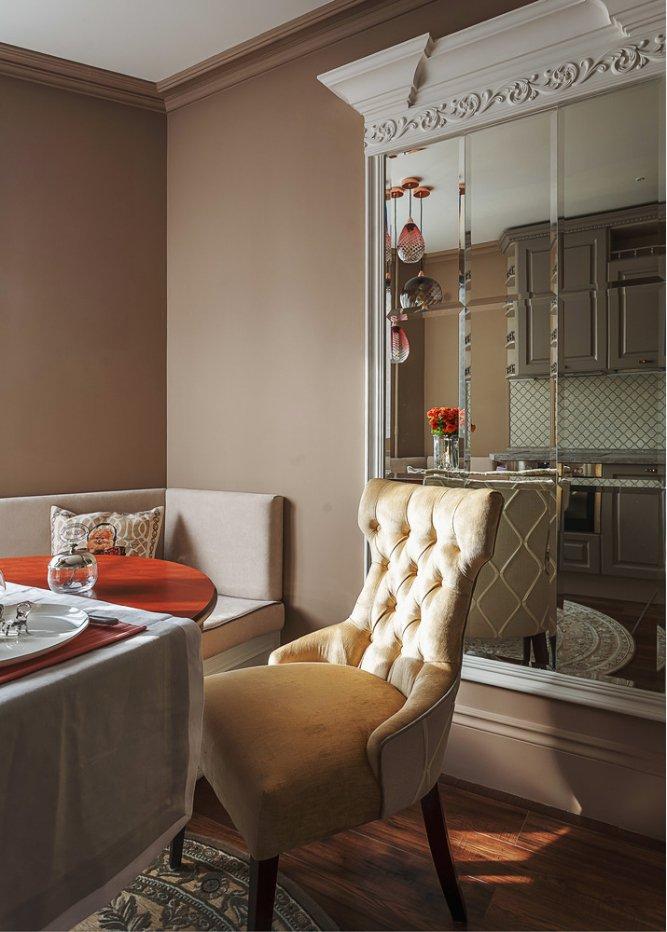 Фотография: Кухня и столовая в стиле Классический, Проект недели, Ольга Куликовская-Эшби – фото на INMYROOM