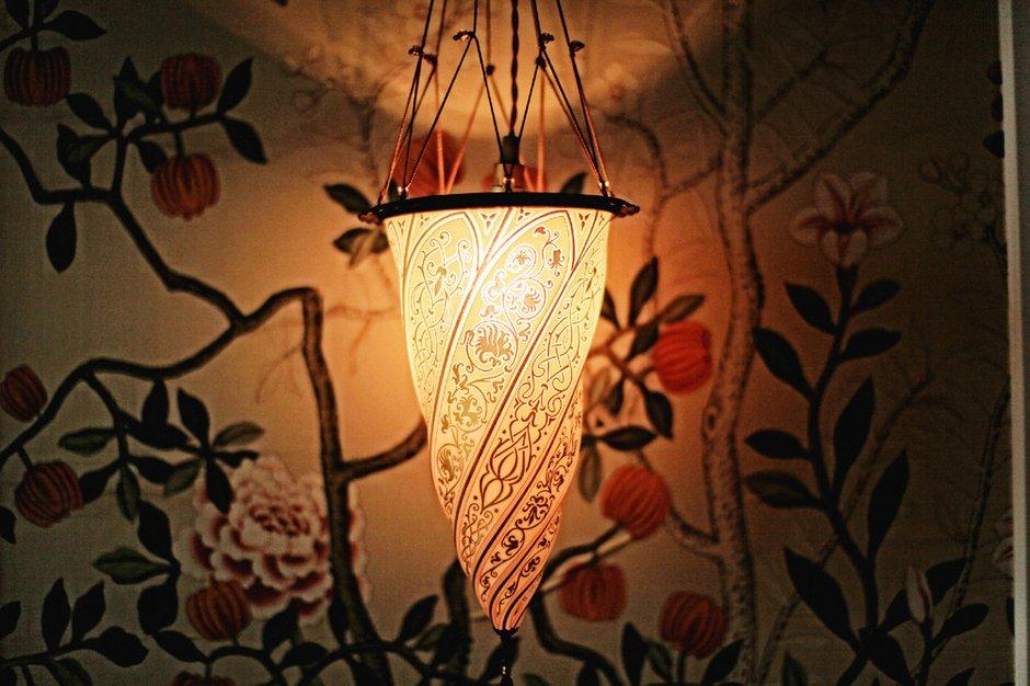 Фотография: Мебель и свет в стиле Восточный, Спальня, Дизайн интерьера, Проект недели – фото на INMYROOM